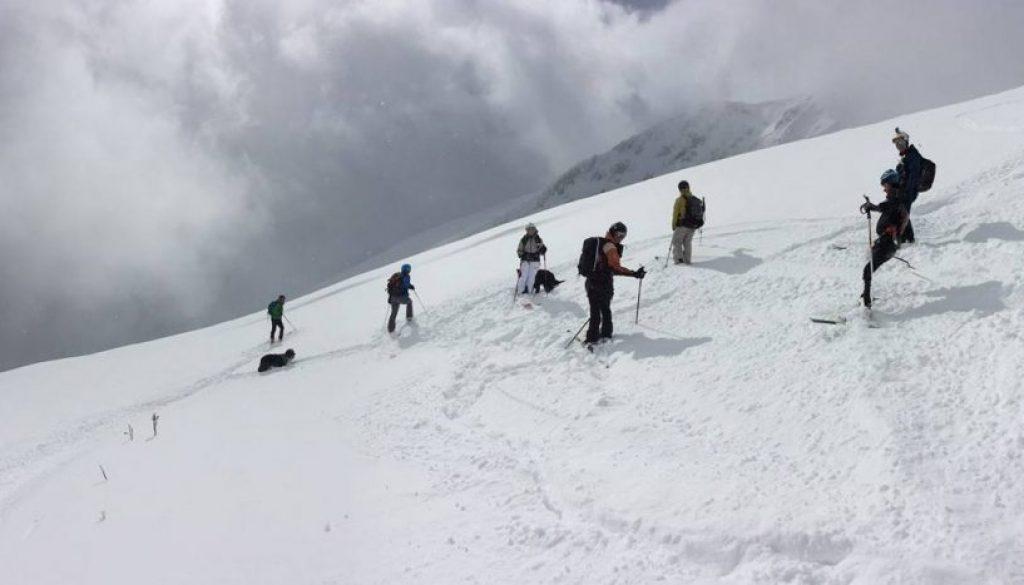Lozio scialpinismo